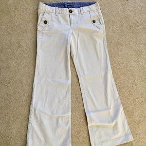 Gap seersucker pants